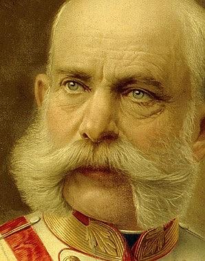 Kaiser Franz Joseph I., Ölgemälde, um 1910 - kaiser_franz_joseph_i._oelgemaelde_um_1910_teaser