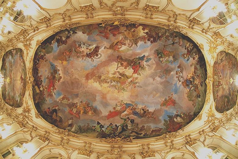 Gregorio Guglielmi The Prosperity Of The Monarchia