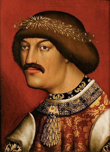 King Albrecht II, 16th century