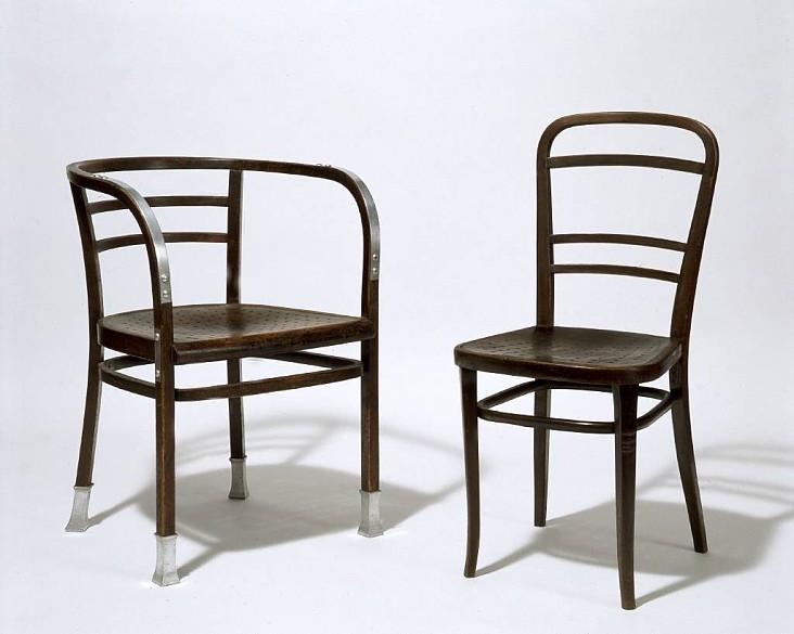 st hle der firma thonet um 1850 die welt der habsburger. Black Bedroom Furniture Sets. Home Design Ideas