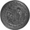 Seal of the Collegium Poetarum et Mathematicorum, 150